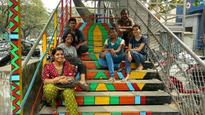 Volunteers find a colourful solution to keep Chennai clean