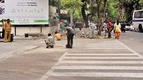Pay fine only when zebra crossing visible