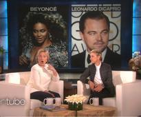 Watch: Ellen Helps Hillary Clinton Narrow Down Her Running Mate