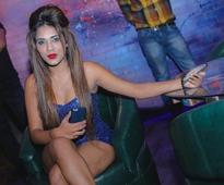 Popular TV celebs from Splitsvilla and Roadies party the night away
