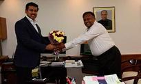 Ajay Mittal takes charge as Secretary I&B