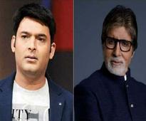 Kapil thanks Bachchan for lending his voice to Firangi