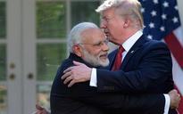 Donald Trump: PM Narendra Modi and I are world leaders 'in' social media