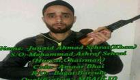 Junaid Khan, son of Hurriyat chief Mohammad Ashraf Sehrai, joins Hizbul Mujahideen; pic of him holding AK-47 goes viral