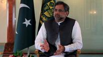 No Taliban 'safe havens' in Pakistan, it's in Afghanistan, says PM Shahid Khaqan Abbasi
