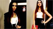 Deepika Padukone slays in this Monisha Jaising tuxedo as she wins International Woman of the Year Award