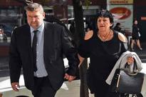 Family walk out of Hughes inquest