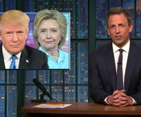 Seth Meyers: Why Donald Trump's response to 'deplorables' is totally hypocritical