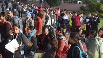 Mission admission: Heavy rush to submit forms across schools in Chandigarh
