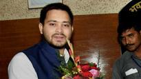 Bihar deputy CM Tejaswi Yadav rubbishes 'jungle raj' jibe