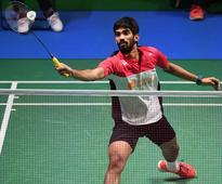 Denmark Open: Srikanth stuns World No 1 to enter Semis