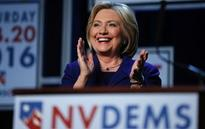 Hillary Clinton stumps for Asian American votes in SoCal