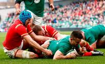 Sexton hold his nerve as Ireland's title defence begins with absorbing draw