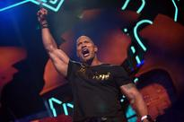 Dwayne Johnson hits the gym after 'sexiest' Thanksgiving dinner