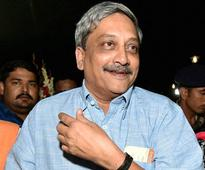 Parrikar releases booklet on defence production works in two years
