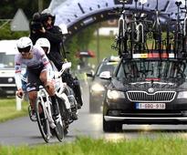 Cancellara wins Tour of Switzerland prologue