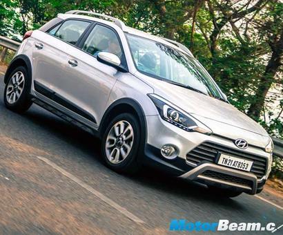 Hyundai i20 Active: A good buy in its segment