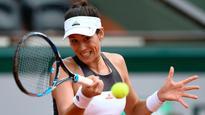 Defending Champion Garbine Muguruza downs Schiavone to reach second round in French Open