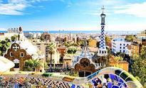 Holiday in beautiful, stunning Barcelona