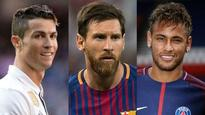 Best FIFA Football Awards 2017 finalists: It's Ronaldo v/s Messi v/s Neymar for player of the year
