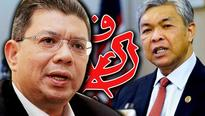 Saifuddin: Zahid trying to charm the west with Hitler comment