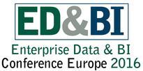 Enterprise Data & Business Intelligence Conference Europe 2016