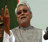 Country's growth depends on special status to Bihar, says Nitish