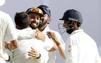 LIVE, 1st Test: Umesh, Shami four-fors dismantle West Indies on Day 3