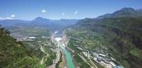 Jinshajiang River hydropower station ready for floods