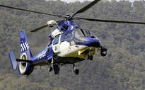 Helicopter rescues two Tas men
