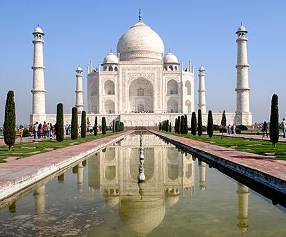 BJP MLA: Taj Mahal built by traitor, not part of our history