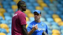 West Indies coach Stuart Law penalised for showing dissent