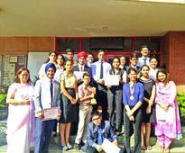 Jodhamal School bags IIMUN Best Delegation Trophy