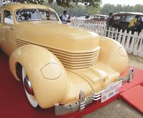 In pictures: Old is gold at the 21 Gun Salute International Vintage Car Rally