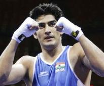 In professional boxing, Vijender might try his hands