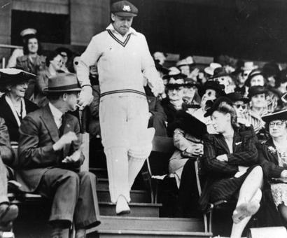 The Bradman puzzle and its Mumbai connection