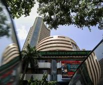 Sensex gains 145 points on positive global cues