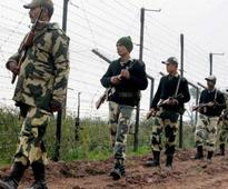250 Bangladeshi try to enter Tripura, find BSF on their way
