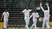 SA vs SL : Rabada, Philander peg back Sri Lanka in 3rd Test