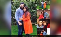 Geeta Basra Tweets Sweet Nothings to Birthday Boy Harbhajan Singh