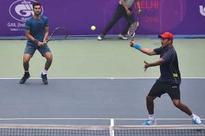 Mahesh Bhupathi, Yuki Bhambri ease into Delhi Open summit clash