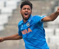 Young pacer Avesh selected for coaching camp in Brisbane