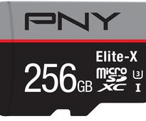 PNY Will Showcase 256GB microSDXC(TM) Flash Memory Card at Computex 2016
