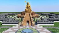 Tirupati Jeeyar Trust to construct 216-ft Ramanujar statue