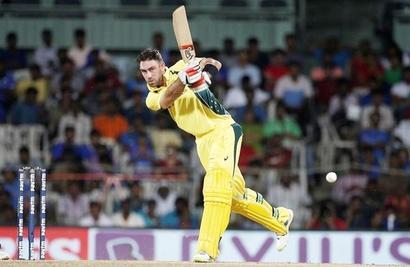 Maxwell back in Australia ODI squad as cover for Finch
