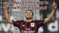 AC Milan face tough decision on future of Carlos Bacca at the San Siro