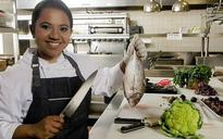 Indian Chef Wins  Food Network Show