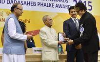 63rd National Film Awards: Amitabh Bachchan receives best actor award for Piku