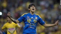 Alan Pulido, soccer star, kidnapped in Mexico