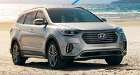 Hyundai Reveals Updated 2017 Santa-Fe & Santa-Fe Sport  In Chicago
